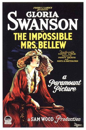 The Impossible Mrs. Bellew 800x1211