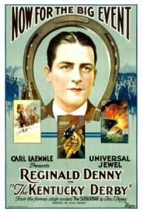 The Kentucky Derby poster