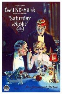 Saturday Night poster