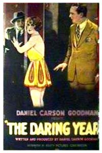 The Daring Years poster