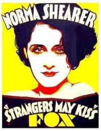 Strangers May Kiss poster