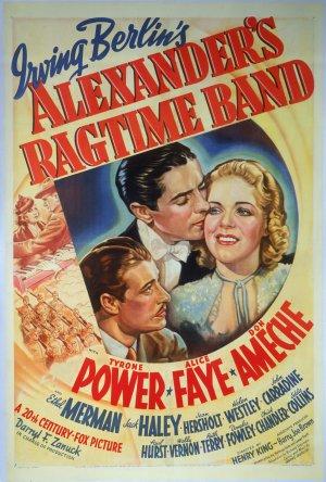 Alexander's Ragtime Band 2069x3060