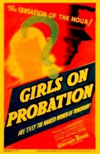 Girls on Probation poster