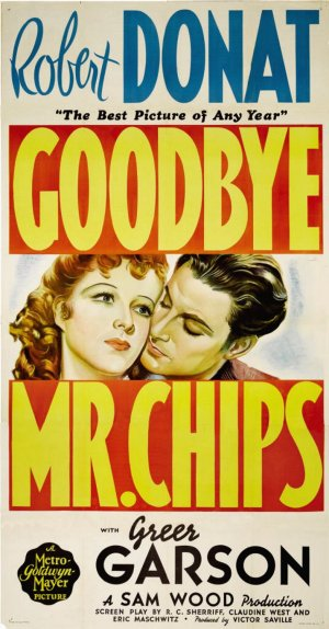 Goodbye, Mr. Chips Theatrical poster