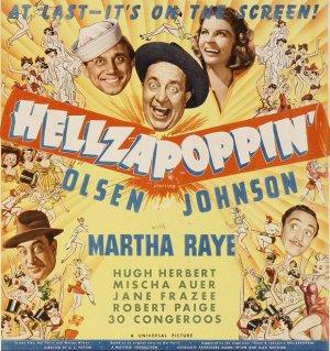 Hellzapoppin' 580x617