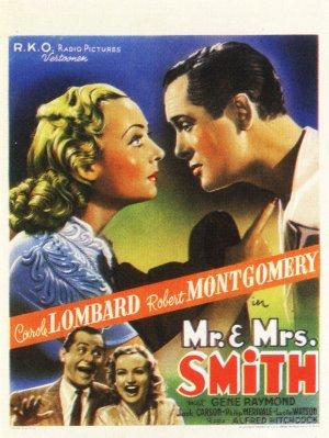 Mr. & Mrs. Smith 620x825