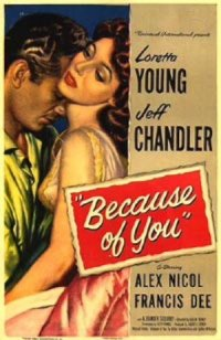 Because of You poster