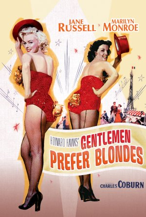 Gentlemen Prefer Blondes 1511x2246