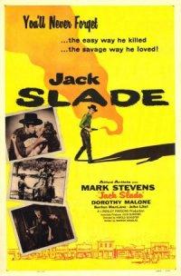 Jack Slade poster
