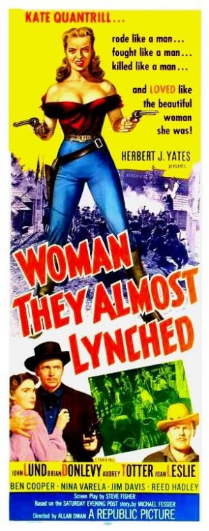 Woman They Almost Lynched 307x777