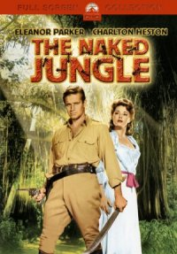 The Naked Jungle poster