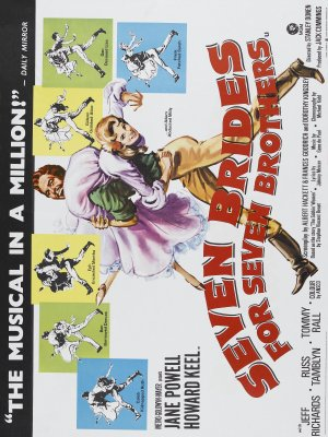 Seven Brides for Seven Brothers 2552x3405