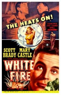 White Fire poster