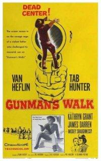 Gunman's Walk poster