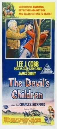 The Devil's Children poster