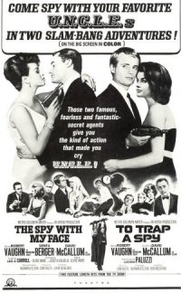 To Trap a Spy poster