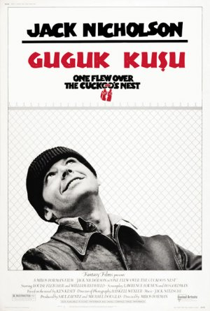 One Flew Over the Cuckoo's Nest 431x640