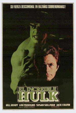 The Incredible Hulk 580x867