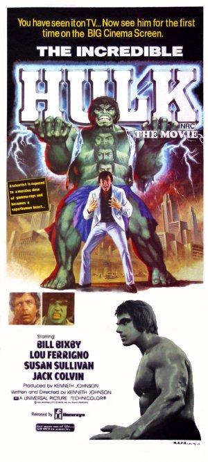 The Incredible Hulk 630x1397