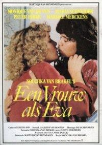 Een vrouw als Eva poster