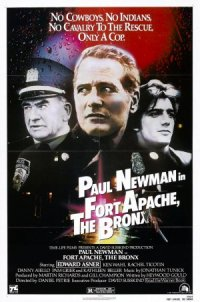 Fort Apache the Bronx poster