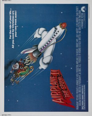 Airplane II: The Sequel 2516x3196