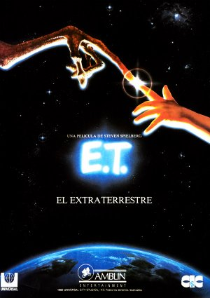E.T. the Extra-Terrestrial 600x850