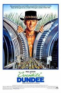 'Crocodile' Dundee poster