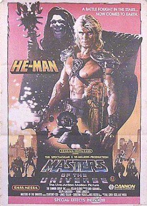 Masters of the Universe 321x450