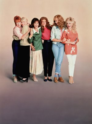 Steel Magnolias Key art