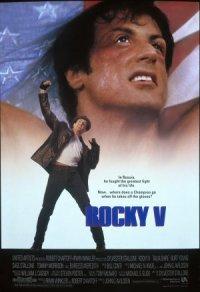 Rocky 5/Saigo no dorama poster
