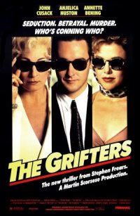 The Grifters poster