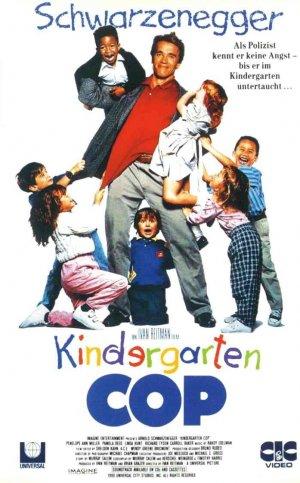 Kindergarten Cop 697x1122
