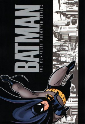 Batman: The Animated Series 832x1215