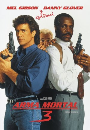 Lethal Weapon 3 700x1000
