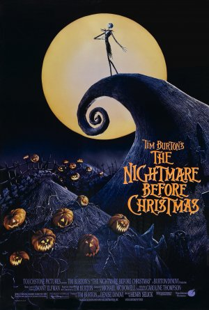 The Nightmare Before Christmas 2435x3610