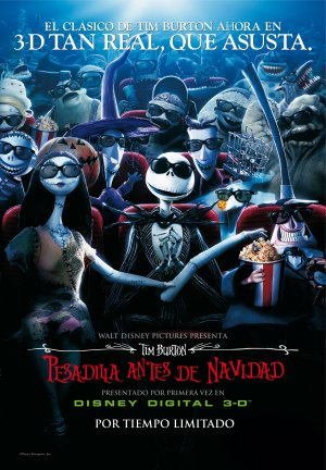 The Nightmare Before Christmas 1969x2836