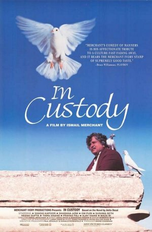 In Custody Poster
