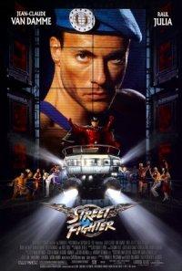 Streetfighter - Die entscheidende Schlacht poster
