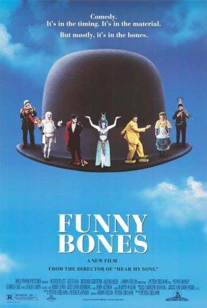 Funny Bones - Tödliche Scherze 500x743