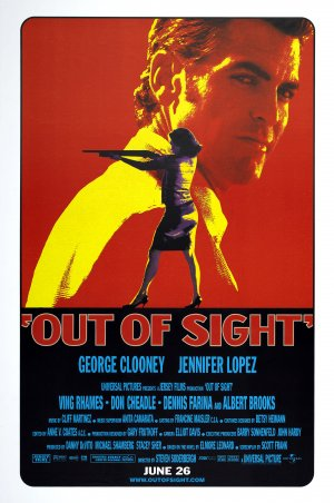 Out Of Sight Poster