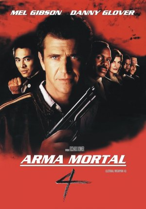 Lethal Weapon 4 700x1000