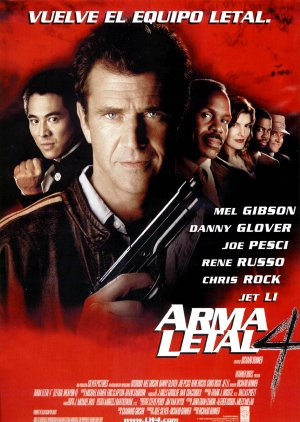 Lethal Weapon 4 3200x4500