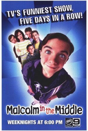 Malcolm in the Middle 580x859