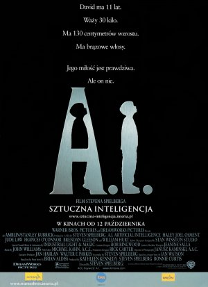 Artificial Intelligence: AI 1700x2338
