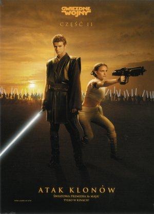 Star Wars: Episodio II - El ataque de los clones 590x822