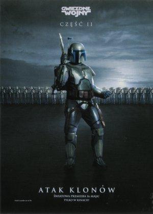 Star Wars: Episodio II - El ataque de los clones 590x825