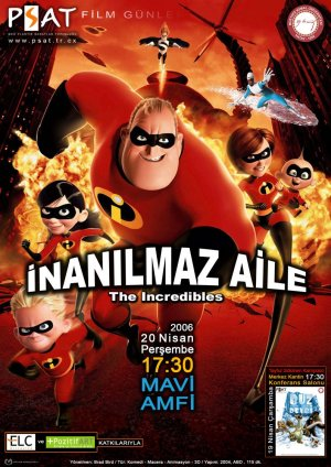 The Incredibles 794x1123