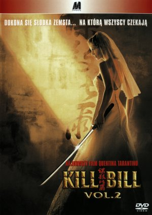 Kill Bill: Vol. 2 Cover