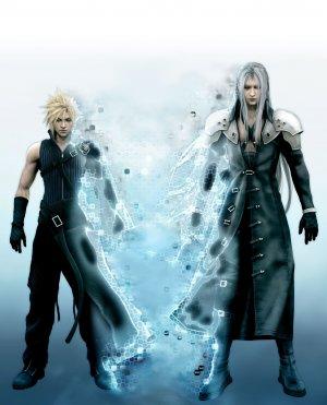 Final Fantasy VII: Advent Children 2909x3600